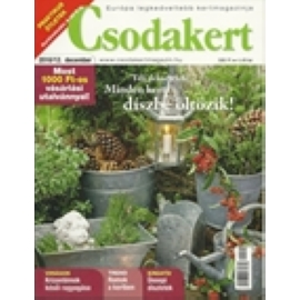Csodakert Magazin 2010/12 december