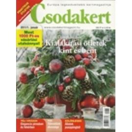 Csodakert Magazin 2011/01 január
