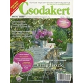 Csodakert Magazin 2014/10 október