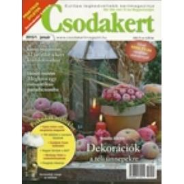 Csodakert Magazin 2015/01 január