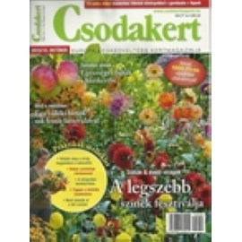 Csodakert Magazin 2015/10 október