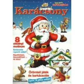 Tarka-barka Barkácsfüzet Ba-bo 13. Karácsony
