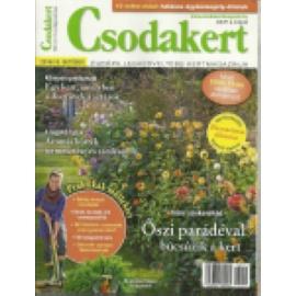 Csodakert Magazin 2016/10 október