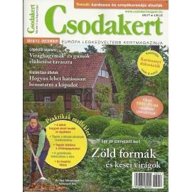 Csodakert Magazin 2016/12 december