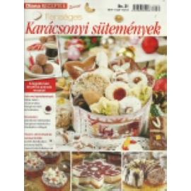 Diana Receptek Special 31 Karácsonyi sütemények