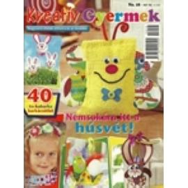 Kreatív gyermek Krea_gy_18 Húsvét