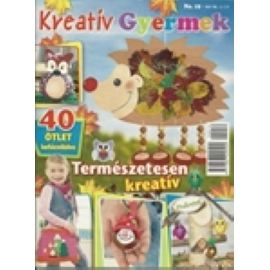 Kreatív gyermek Krea_gy_19 ősz