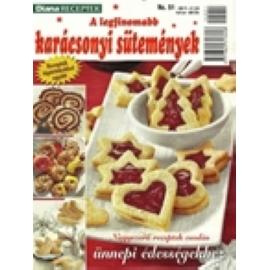 Diana Receptek 51 Karácsonyi sütemények