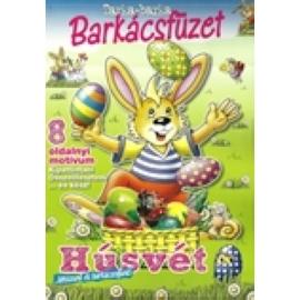 Tarka-barka Barkácsfüzet Ba-bo 14. Húsvét