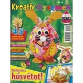 Kreatív gyermek krea_gy_15 húsvét