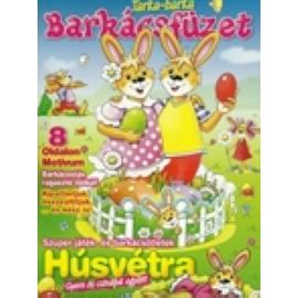 Tarka-barka Barkácsfüzet Ba-bo 10 Húsvét