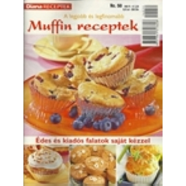 Diana Receptek 50 Muffin receptek