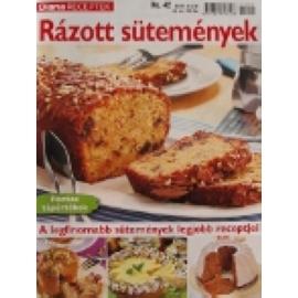 Diana Receptek 42 Rázott sütemények