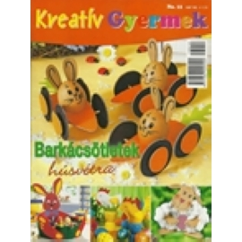 Kreatív gyermek Krea_gy_12 húsvét