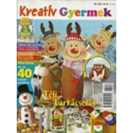 Kreatív gyermek Krea_gy_14_karácsony