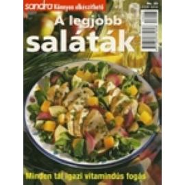 Sandra könnyen elkészíthető A legjobb saláták