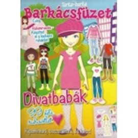 Tarka-barka Barkácsfüzet Ba-bo 16 Divatbabák