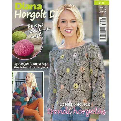 Diana Horgolt divat 42