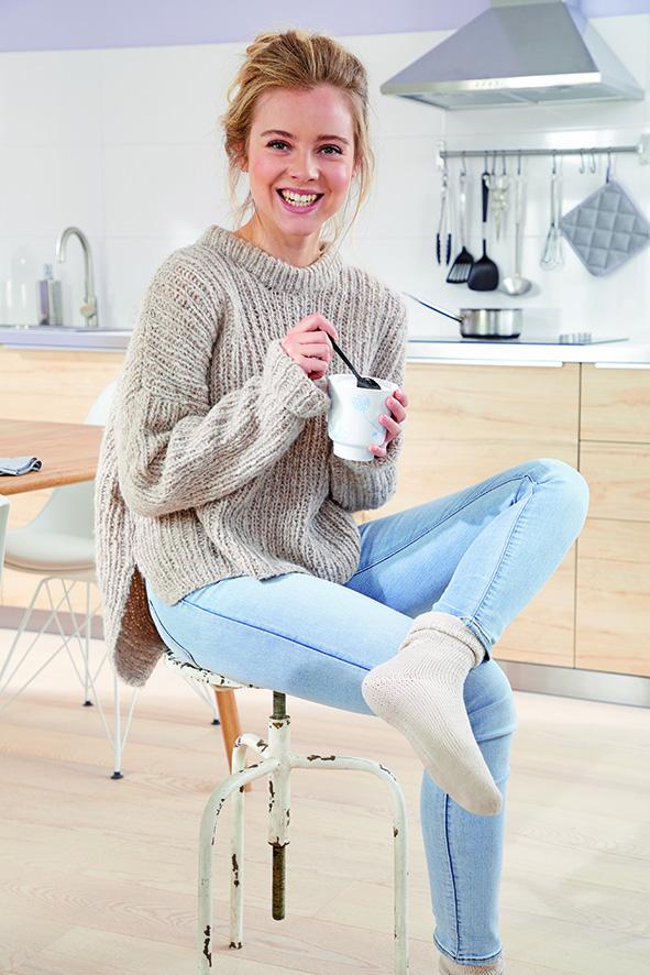Oversize-pulóver