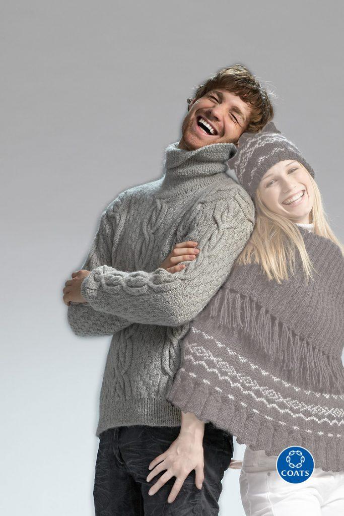Márványszürke férfi pulóver leírása