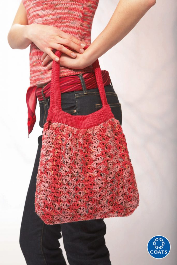 Piros táska
