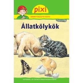 Pixi Ismeretterjesztő Füzetei Állatkölykök
