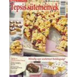 Diana Receptek Special 30 Tepsis sütemények