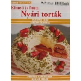 Diana Receptek 36 Nyári torták
