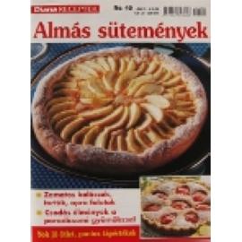 Diana Receptek 40 Almás sütemények